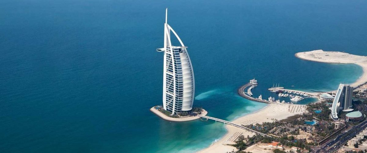 Central Gas System Installation at Burj Al Arab, Dubai, U.A.E.